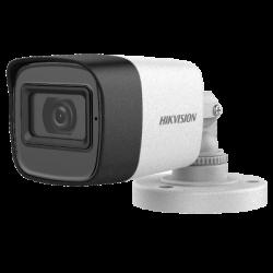 Analogic built-in mic. CCTV...
